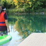 Des escapades sécuritaires au canal de Soulanges