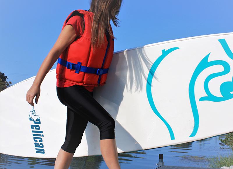 kayak SUP canal nautisme