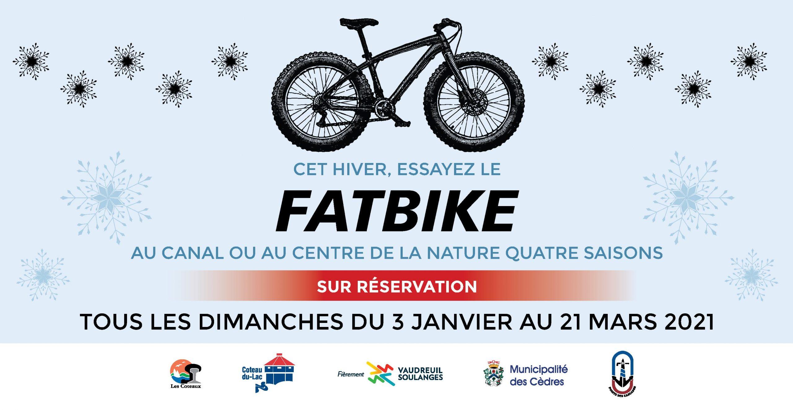 Bannière événement Fatbike