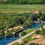 A contest for the cultural and landscape development of the Soulanges Canal park