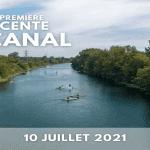 """Une première """"descente de kayak"""" dans le canal le 10 juillet prochain!"""