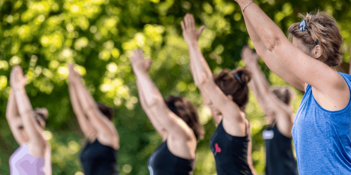 Yoga samedi zen au canal