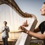 Yoga & Harpe à l'Embouchure
