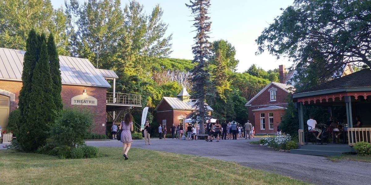 Site des Atelier Village des Écluses